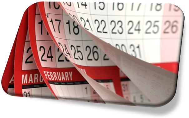 Dates des Cours
